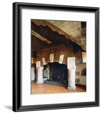 Kitchens, Chateau De Chambray--Framed Giclee Print