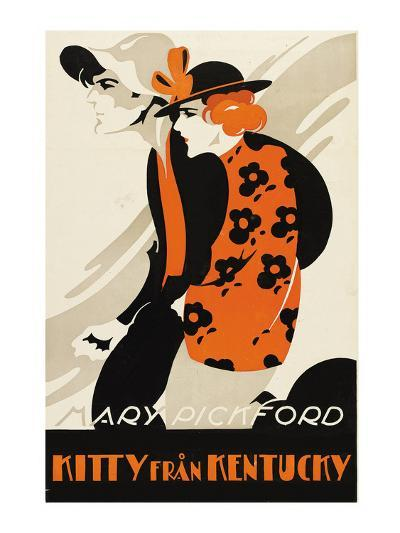 Kitty from Kentucky--Art Print