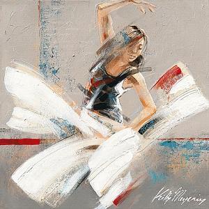 Dance Fusion II by Kitty Meijering