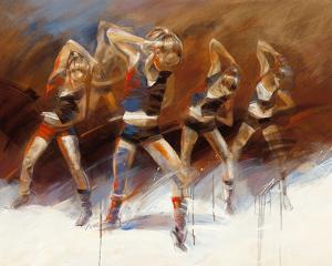 Dance up by Kitty Meijering