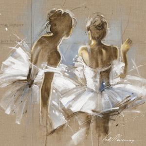 White Dress II by Kitty Meijering
