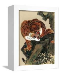 Tiger, 1803 by Kiuho Toyei