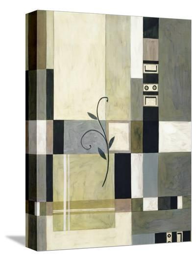 Kiwi Quilt-Muriel Verger-Stretched Canvas Print