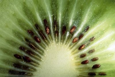 Kiwi Slice-Vaughan Fleming-Photographic Print