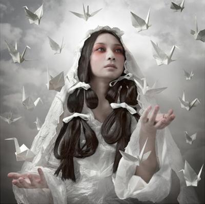 """Goddess of """"Origami"""""""
