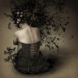 Night Scented Girl by Kiyo Murakami