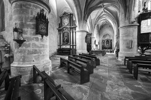 Cathédrale Saint-Sacerdos, Sarlat-la-Canéda, Perigord Noir, region Aquitain by Klaus Neuner
