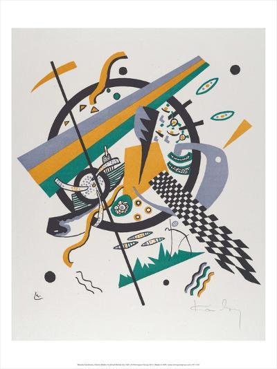 Kleine Welten IV (Small Worlds IV), 1922-Wassily Kandinsky-Art Print