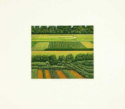 Kleiner Garten-Michael Rausch-Limited Edition