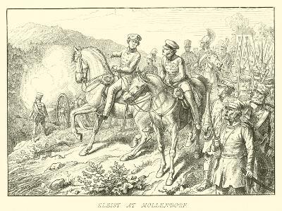 Kleist at Mollendorf--Giclee Print