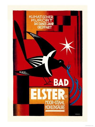 Klimatischer Kurort, Bad Elster- Ottolange-Art Print