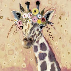 Klimt Giraffe I
