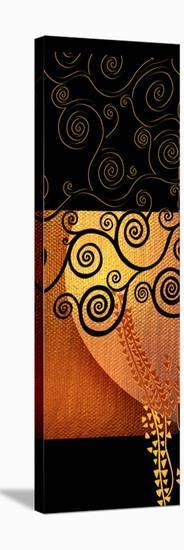Klimt Serenity-Michael Timmons-Stretched Canvas Print
