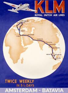 KLM, Royal Dutch Airlines