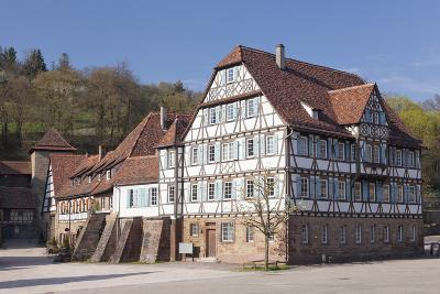 Kloster Maulbronn Abbey, Black Forest, Baden-Wurttemberg, Germany, Europe-Markus Lange-Photographic Print
