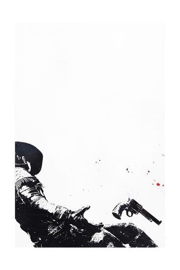 Knockin' on Heaven's Door II-Alex Cherry-Art Print