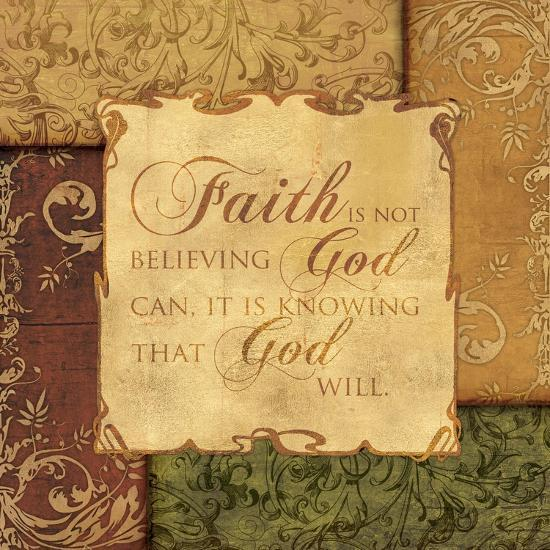 Knowing God-Piper Ballantyne-Art Print