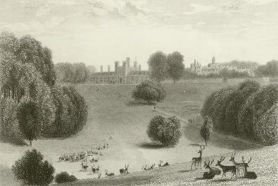 Knowle Park-William Daniell-Giclee Print