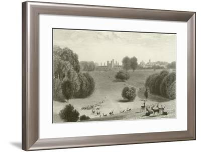 Knowle Park-William Daniell-Framed Giclee Print