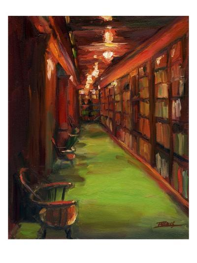 Knowledge Alley-Pam Ingalls-Giclee Print