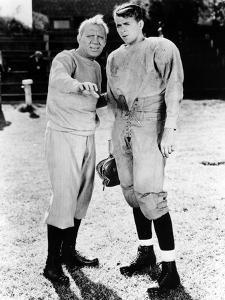 Knute Rockne All American, Pat O'Brien, Ronald Reagan, 1940
