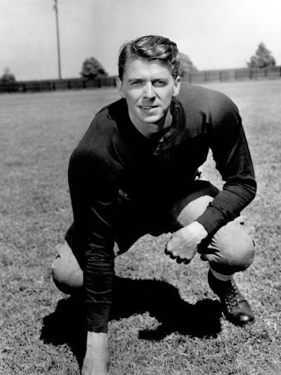 Knute Rockne All American, Ronald Reagan, 1940--Photo