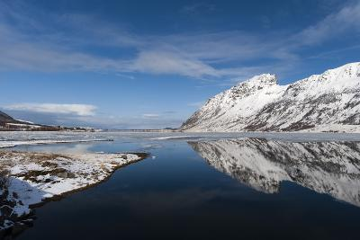 Knutstad, Lofoten Islands, Arctic, Norway, Scandinavia-Sergio Pitamitz-Photographic Print
