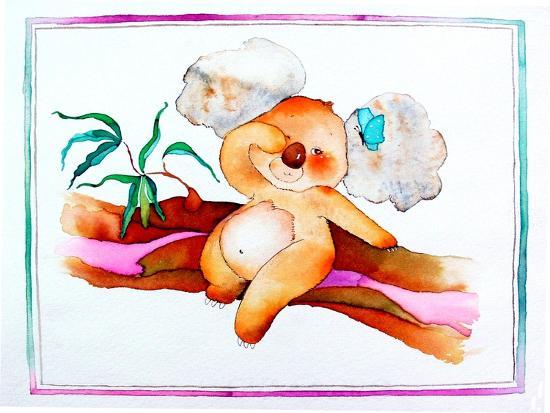 Koala-Maylee Christie-Giclee Print