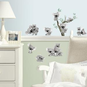Koalas Peel and Stick Wall Decals