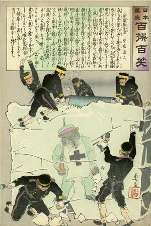 Russian Retreat Where Japanese Cannot Follow