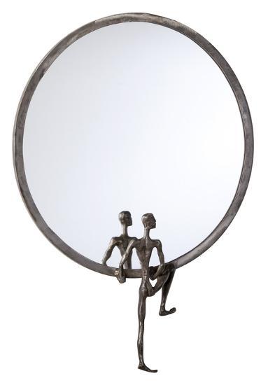 Kobe Mirror - Right *--Wall Mirror