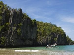Subterranean River National Park, Sabang Town, Palawan, Philippines, Southeast Asia by Kober Christian