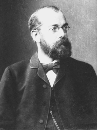'Koch', c1893-Unknown-Photographic Print