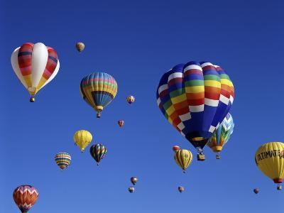 Kodak Albuquerque International Balloon Fiesta New Mexico USA--Photographic Print