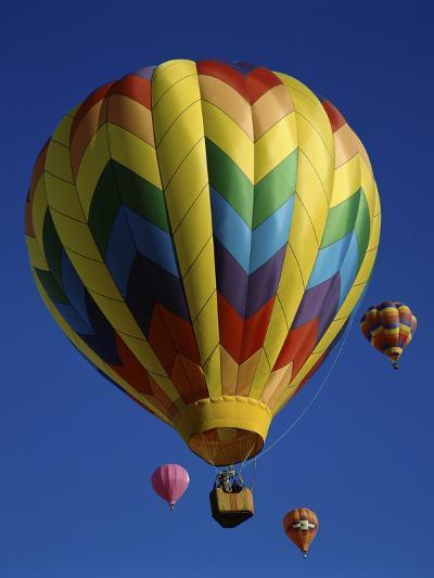 Kodak Albuquerque International Balloon Fiesta New Mexico--Photographic Print