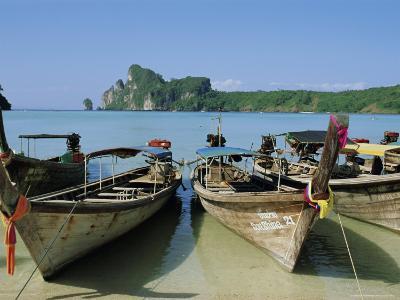 Koh Phi Phi, Thailand, Asia-Bruno Morandi-Photographic Print
