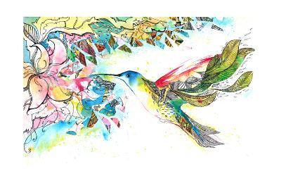Kohlrabi-okalinichenko-Art Print