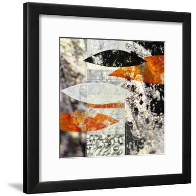 Koi 1-David Owen Hastings-Framed Premium Giclee Print