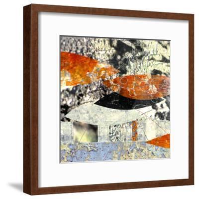 Koi 2-David Owen Hastings-Framed Premium Giclee Print