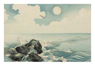 Kojima Island--Art Print