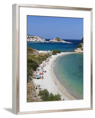 Kokkari, Samos, Aegean Islands, Greece-Stuart Black-Framed Photographic Print