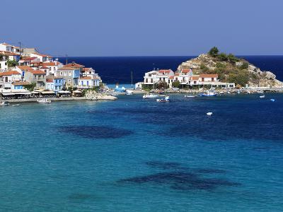 Kokkari, Samos, Aegean Islands, Greece-Stuart Black-Photographic Print