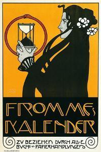 Fromme's Calendar by Koloman Moser