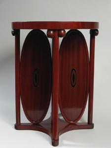 Secession-Style Table, Ca 1905 by Koloman Moser