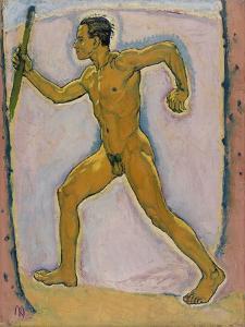 The Wayfarer, 1914 by Koloman Moser