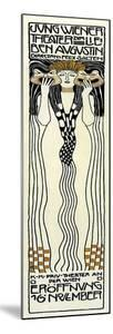 Young Vienna Theatre-Ben Augustin by Koloman Moser