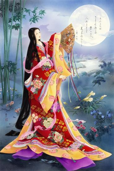 Komachi-Haruyo Morita-Art Print