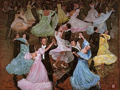 Ballroom Dancing, 1993