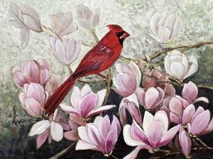 Cardinal, 2001 by Komi Chen