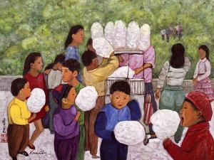 Cotton Candy, 1992 by Komi Chen